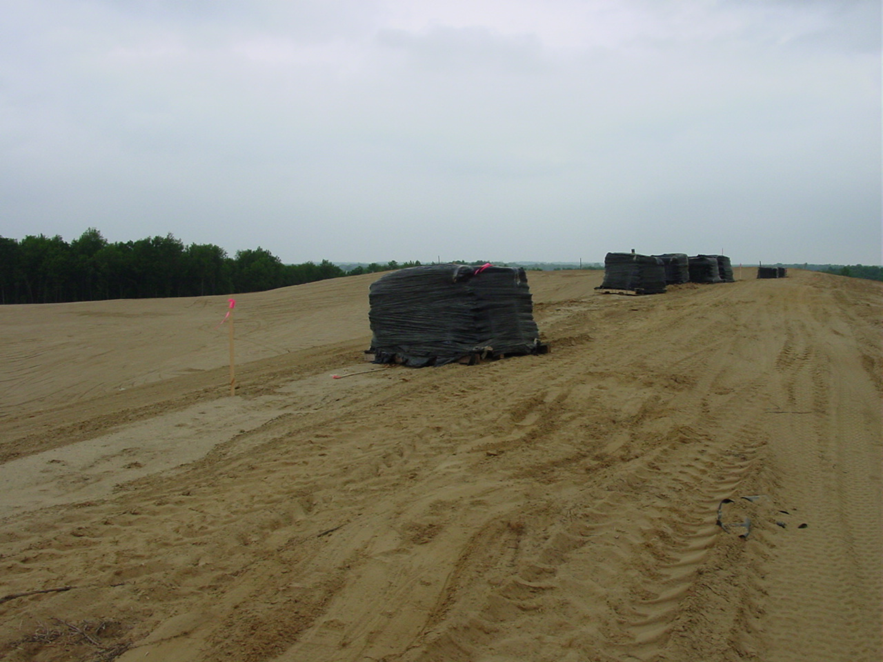 Cement Kilns In Texas : Landfill liners and closures epi geomembrane