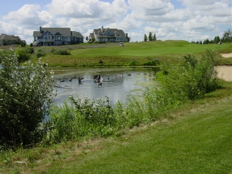 Golf Course Liners For Irrigation Ponds