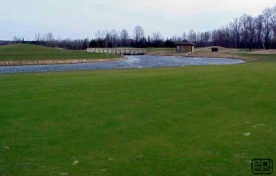 Golf Course Pond Liners Hidden River Golf