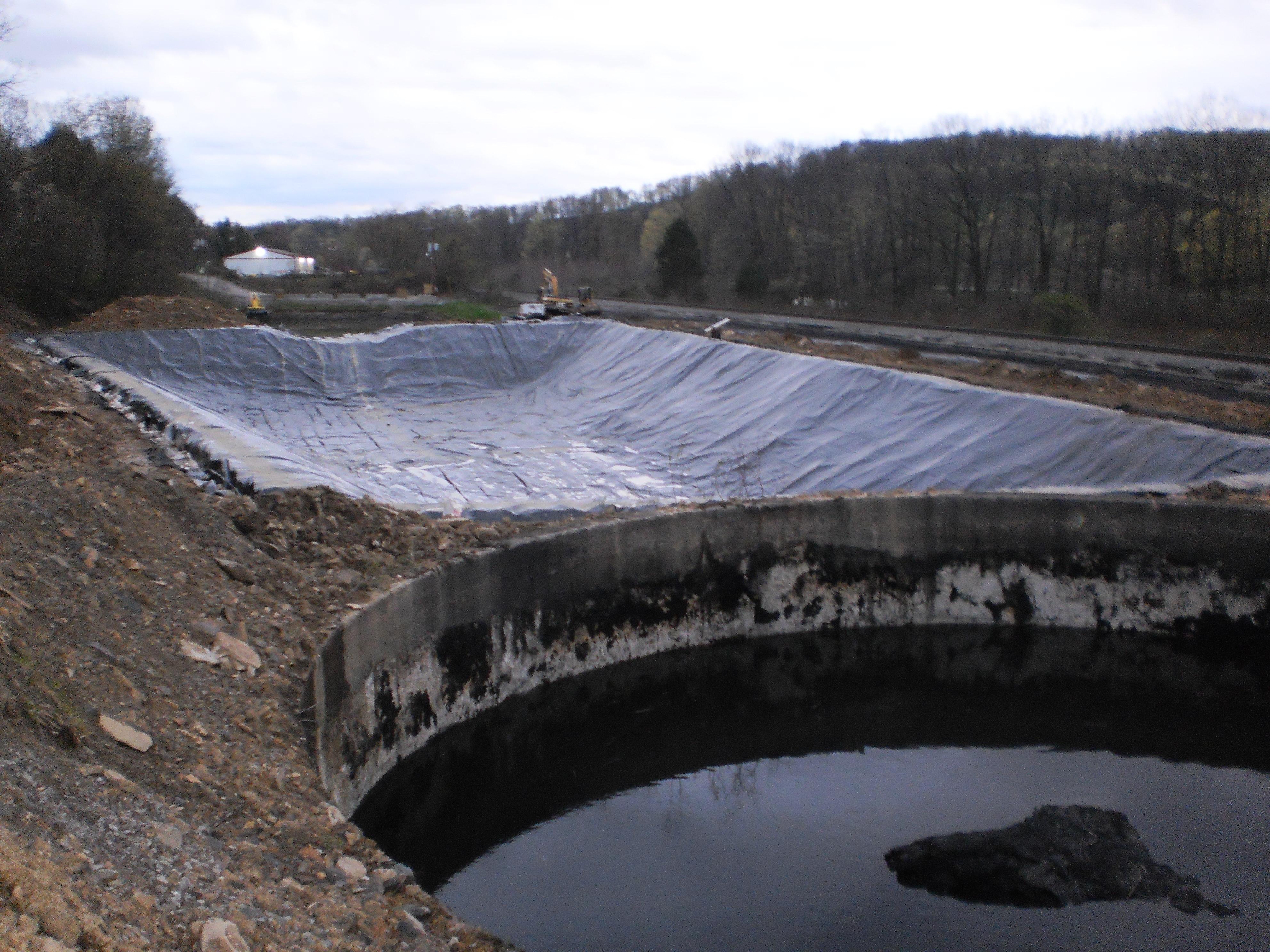 Mining Epi Geomembrane