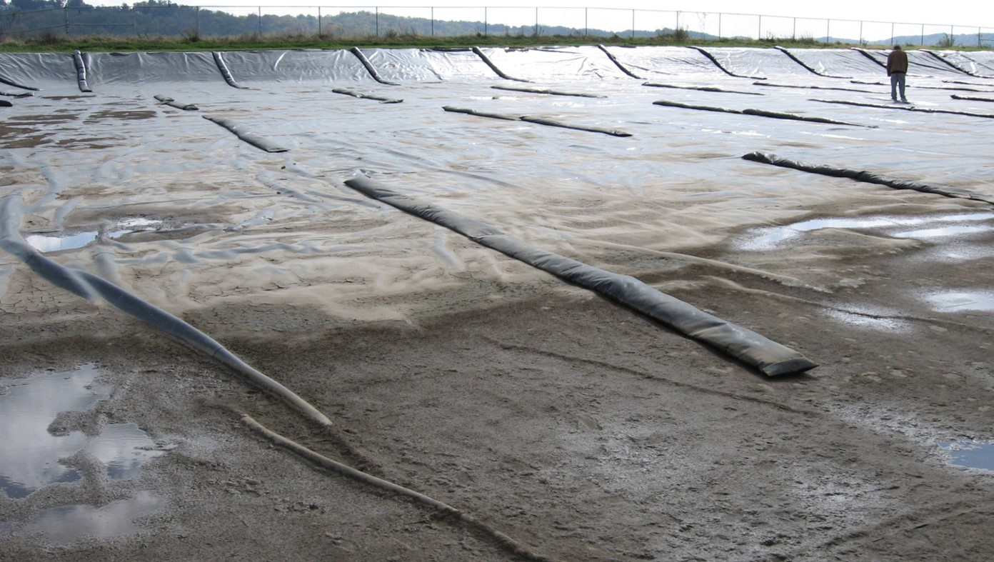 Agriculture Geomembrane Liners Epi